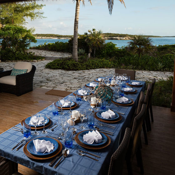 Choini Outdoor Dining