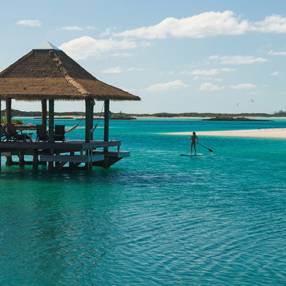 Choini Cay Paddle