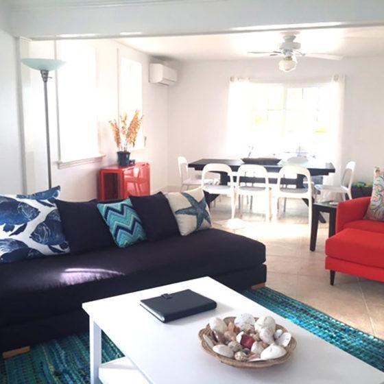 Driftwood Beach Living Room