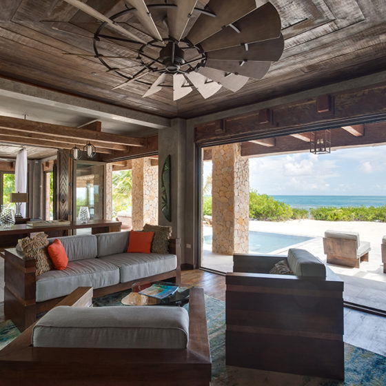 Gladden Cay Covered Patio