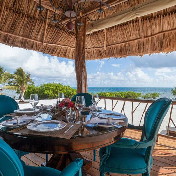 Gladden Cay Dining
