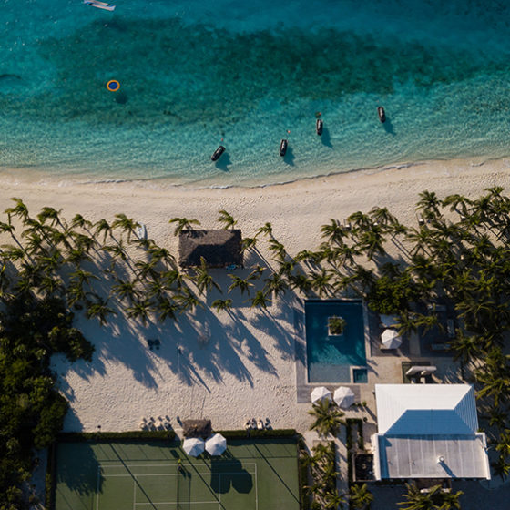 Over Yonder Cay Beach Club