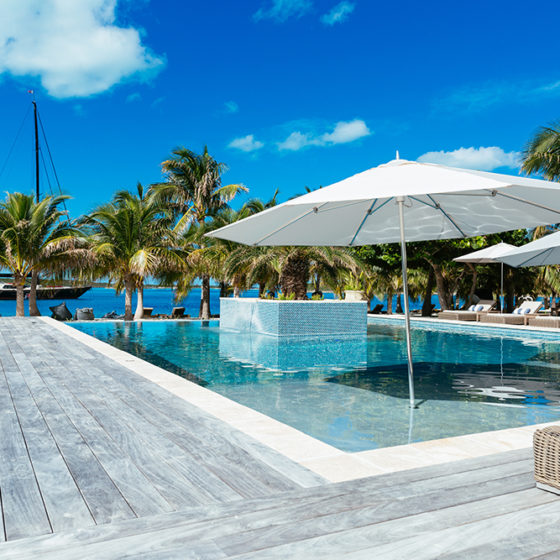Over Yonder Cay Beach Pool