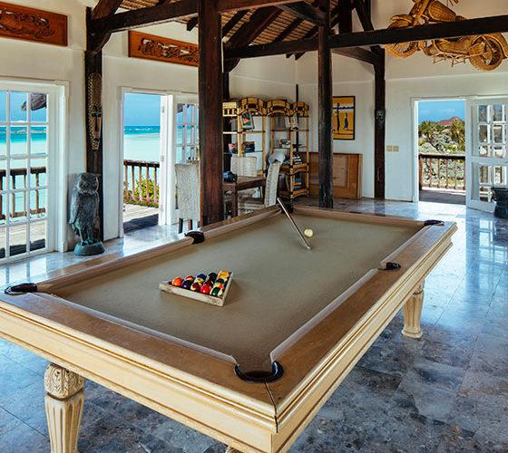 Wax Cay Gameroom