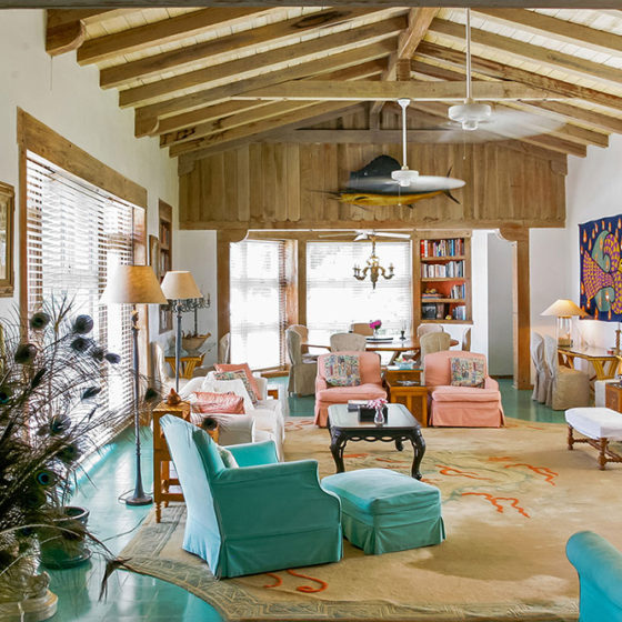 Little Whale Cay living room