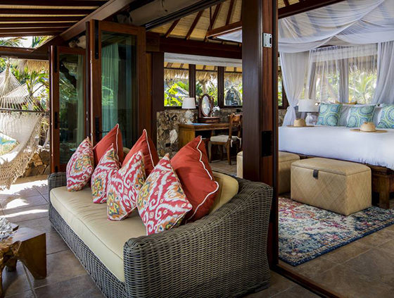 Necker Island Bali Buah