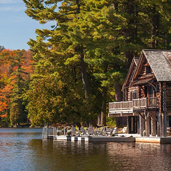 Lake Kora Boat House
