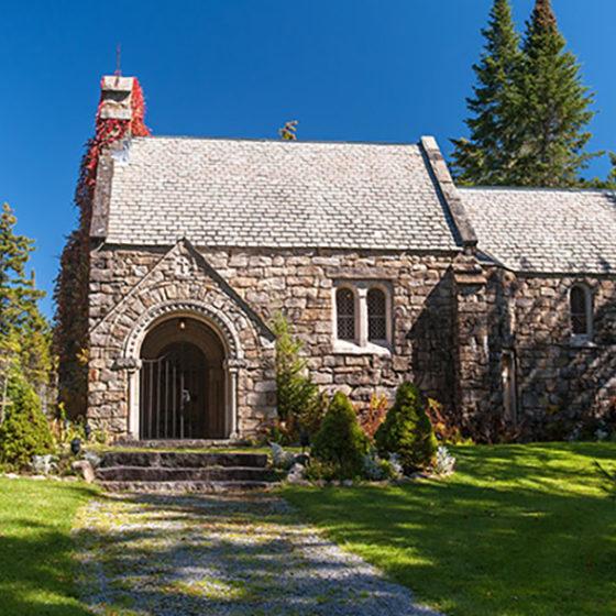 Lake Kora Chapel