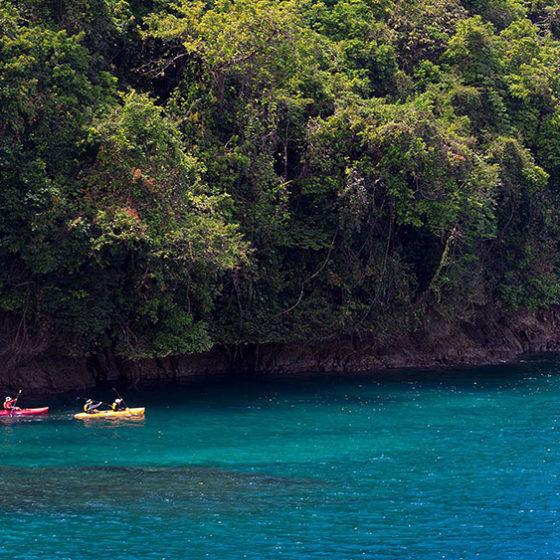 Isla Simca Kayak