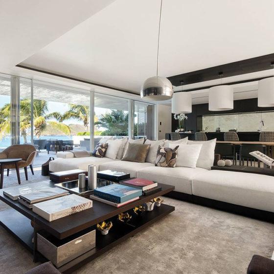 Wake Up Villa Living Room