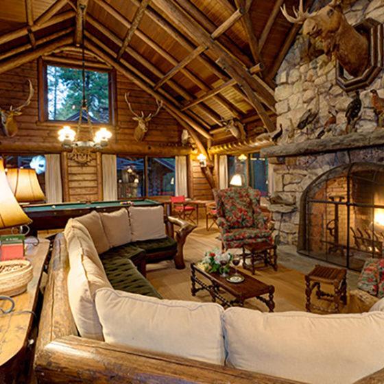 Lake Kora Main Lodge