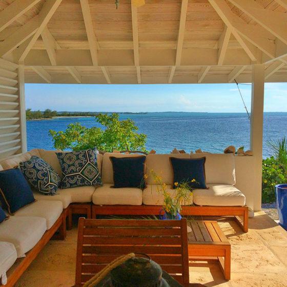 Little Whale Cay patio