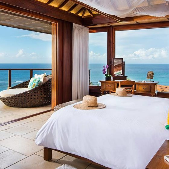 Necker Island Bedroom
