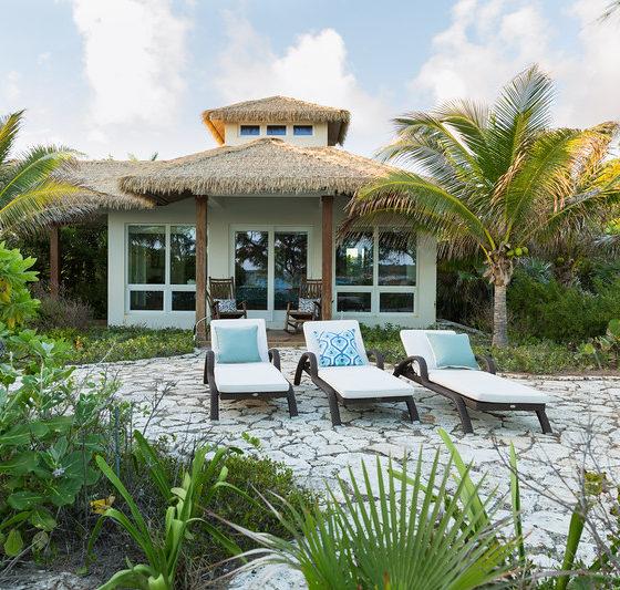 Choini Cay Lounge Area