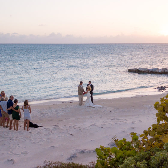 Wax Cay Wedding