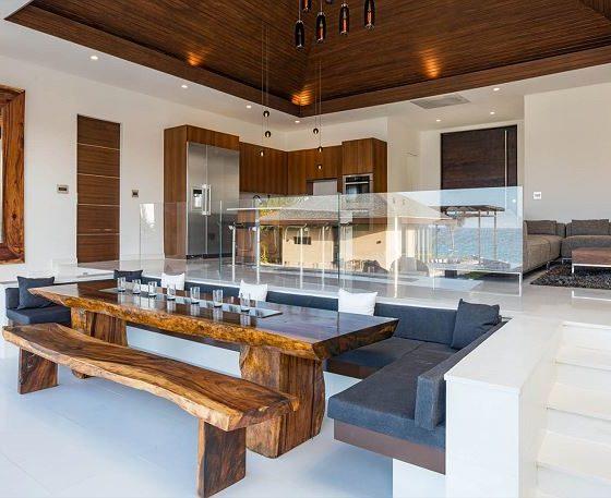 Ananda House Living Room