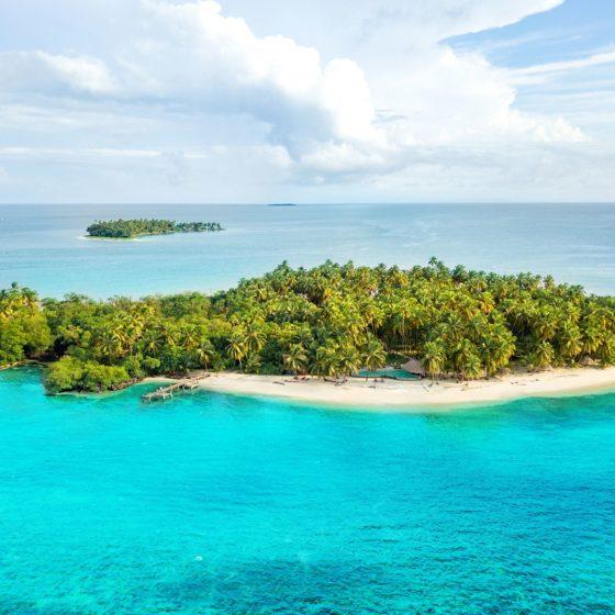 Calala Island Arial