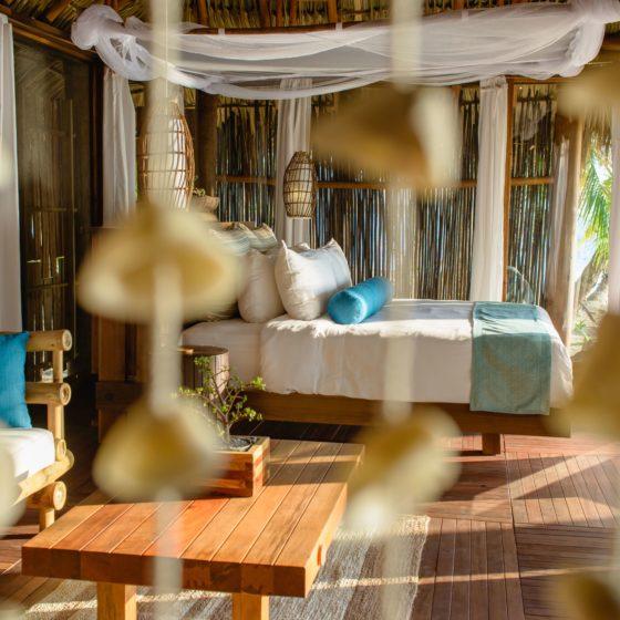 Calala Island Bedroom