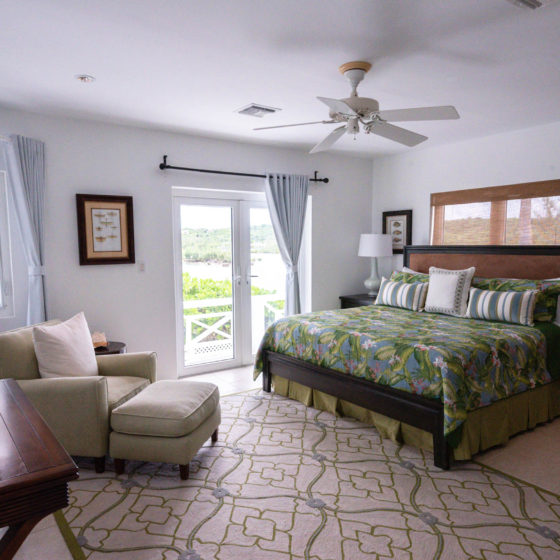 Middle Cay Bedroom