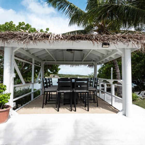 Middle Cay Pavilion